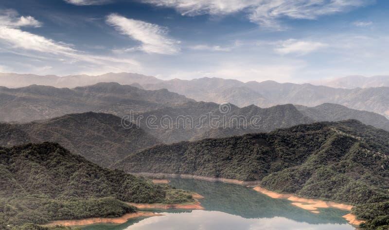 Beautiful nature scenery royalty free stock photography
