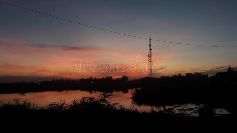 Beautiful nature self clicked. Wonderfull nature in my area self clicked stock photos