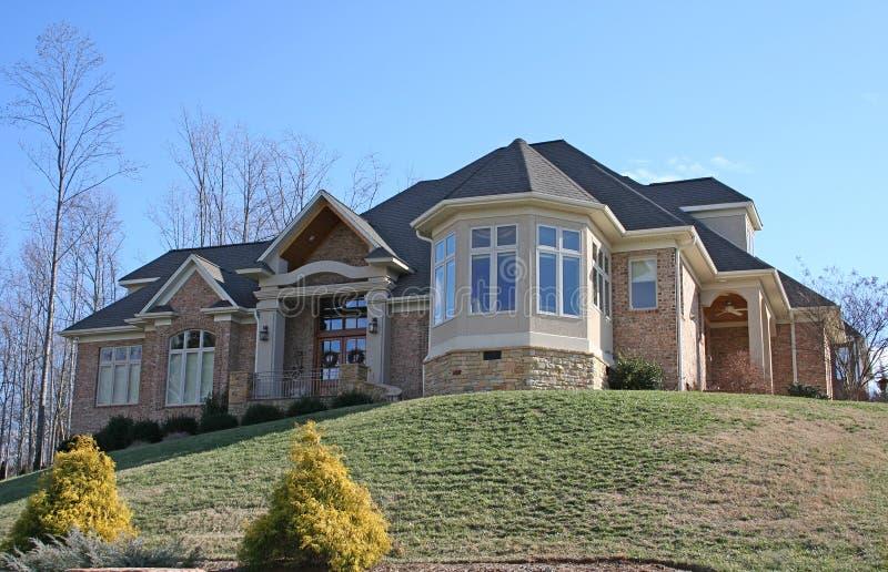 Beautiful New Home royalty free stock photo