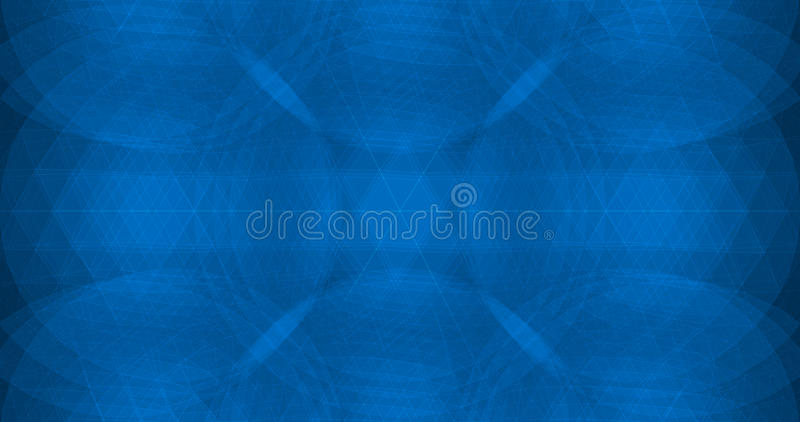Beautiful nice blue style line background vector illustration
