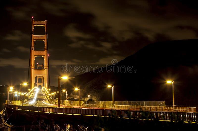 Beautiful night view of San Francisco, USA royalty free stock photos