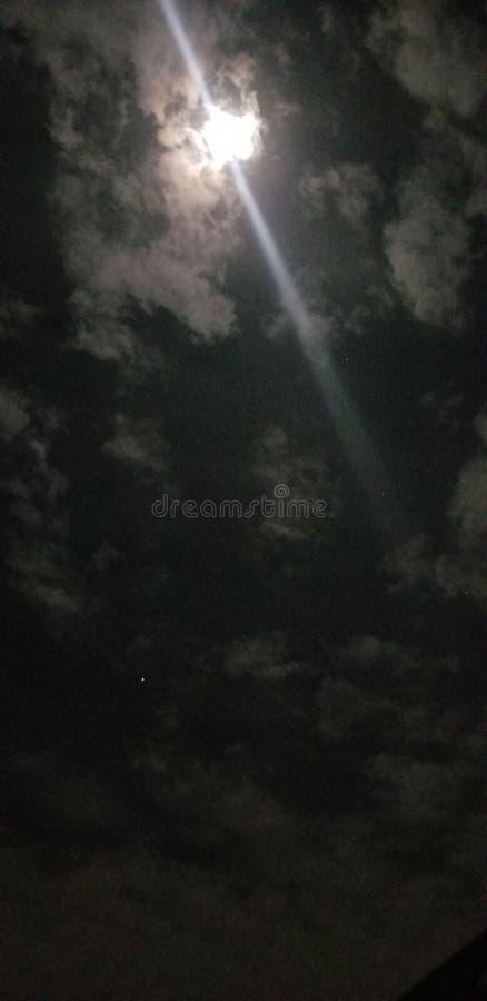Beautiful nightscape royalty free stock photos