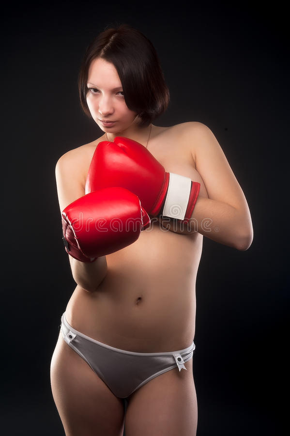 Sexy boxing nude girl, suck dick hot