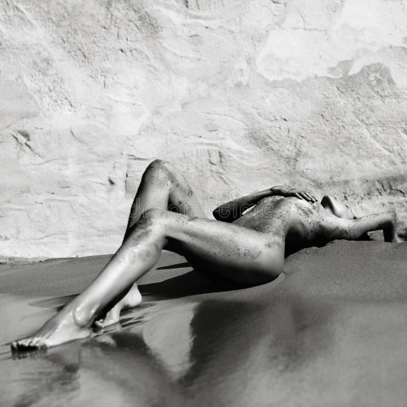 Hairy midget woman nude