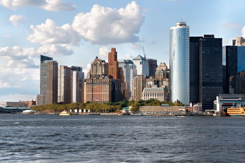 Beautiful NYC stock photo