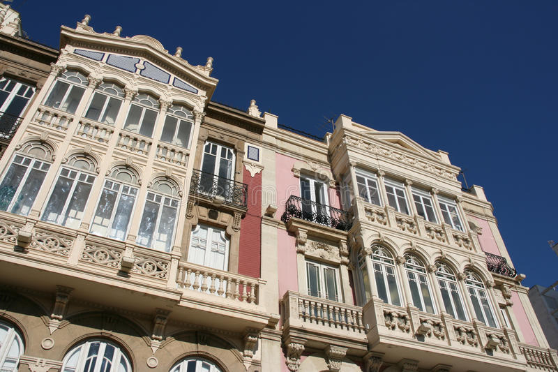 Download Beautiful Old Apartment Building Stock Photo - Image: 14850924
