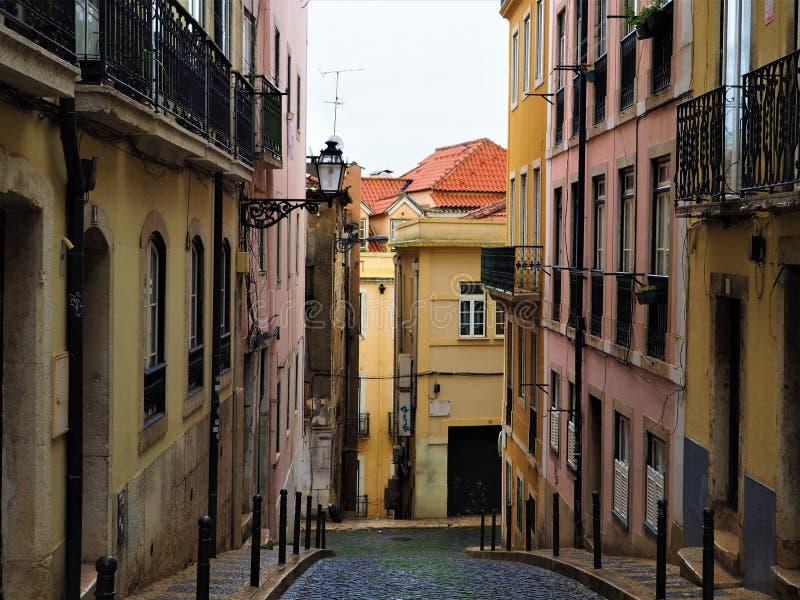A city view stock photos