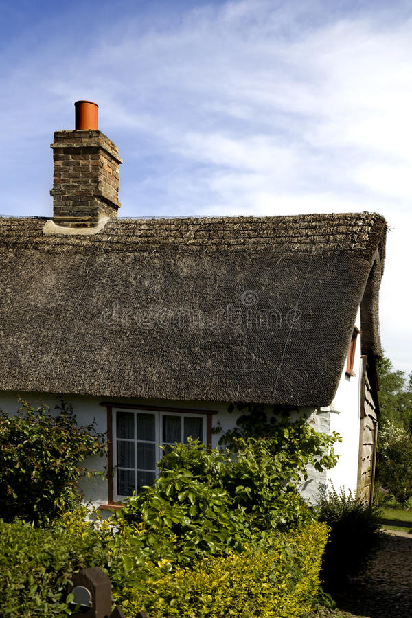 Download Beautiful Old Thatched Cottage Stock Image - Image: 9711647