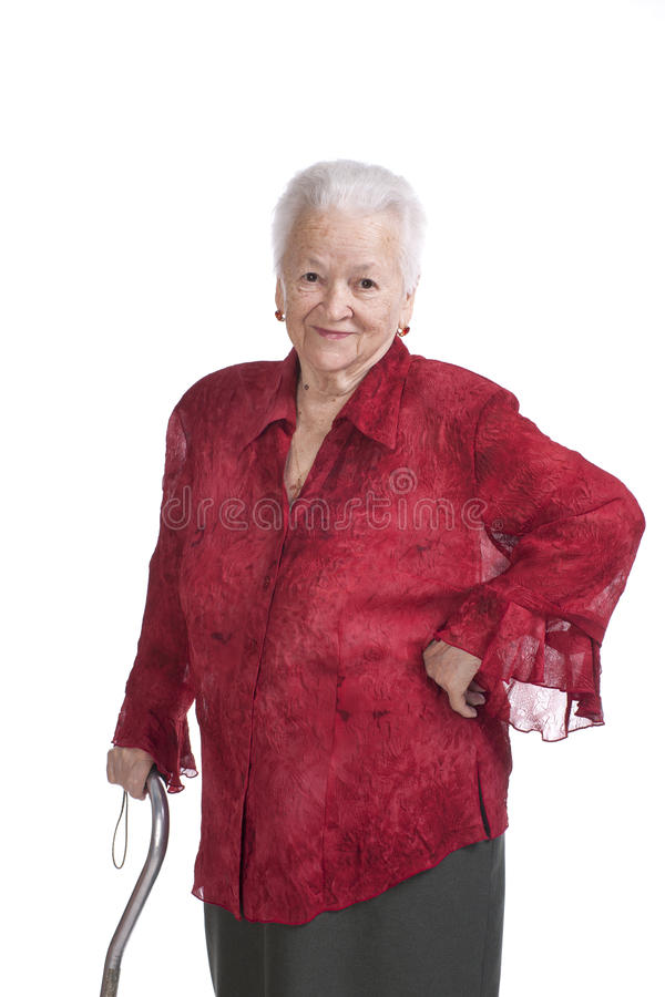 Download Beautiful old woma stock image. Image of seniors, people - 29085917