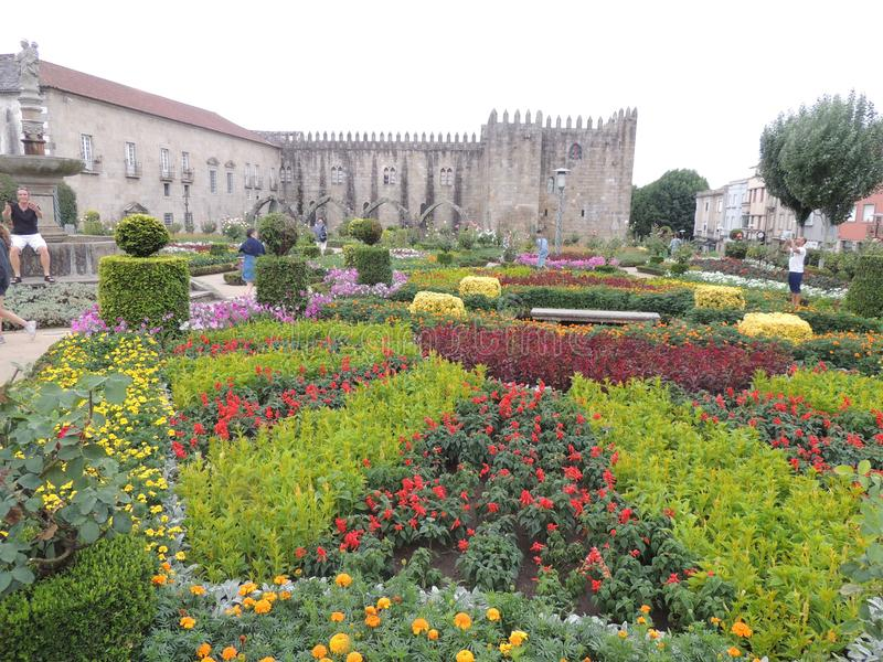 Braga City, Portugal - A Beautiful Place Editorial Photography ...