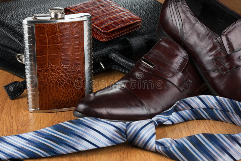 Beautiful picture of mens modern life stock images