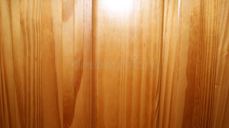Pinewood wall royalty free stock photography