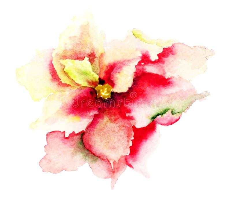 Download Beautiful Pink flower stock illustration. Image of summer - 42310457
