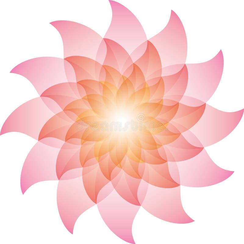 Beautiful pink lotus flower icon stock vector illustration of download beautiful pink lotus flower icon stock vector illustration of blossom light mightylinksfo Choice Image
