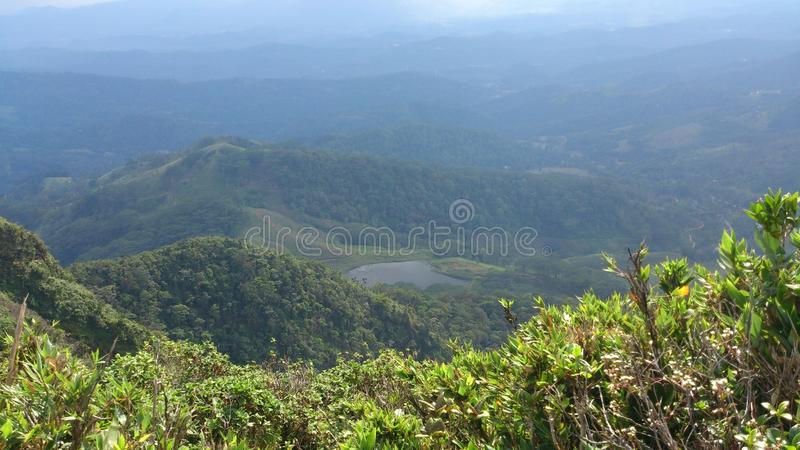 Beautiful place in sri lanka stock photo