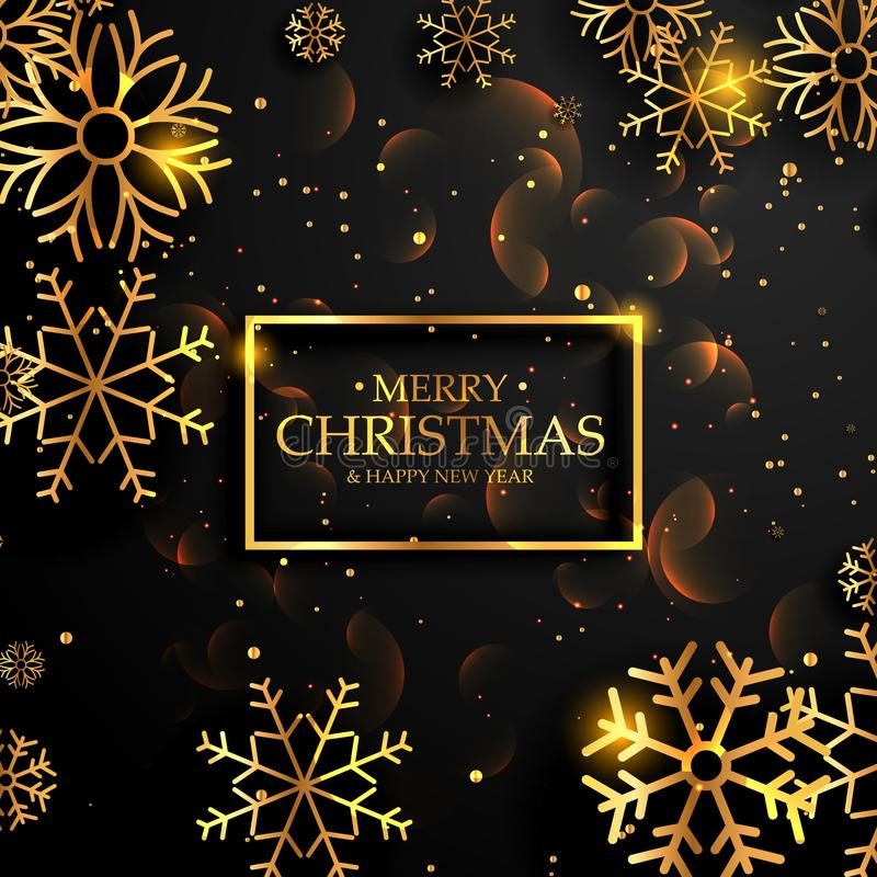 beautiful premium luxury style merry christmas background with g royalty free illustration