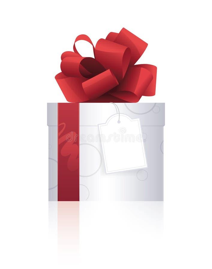 Download Beautiful present stock vector. Image of valentine, romance - 15497262
