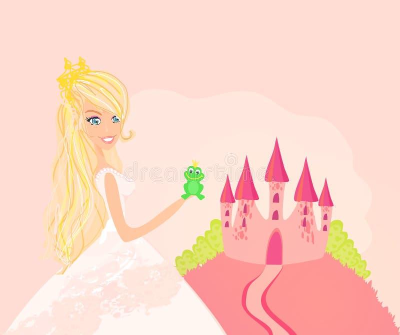 Download Beautiful  princess stock vector. Illustration of ruler - 23868752