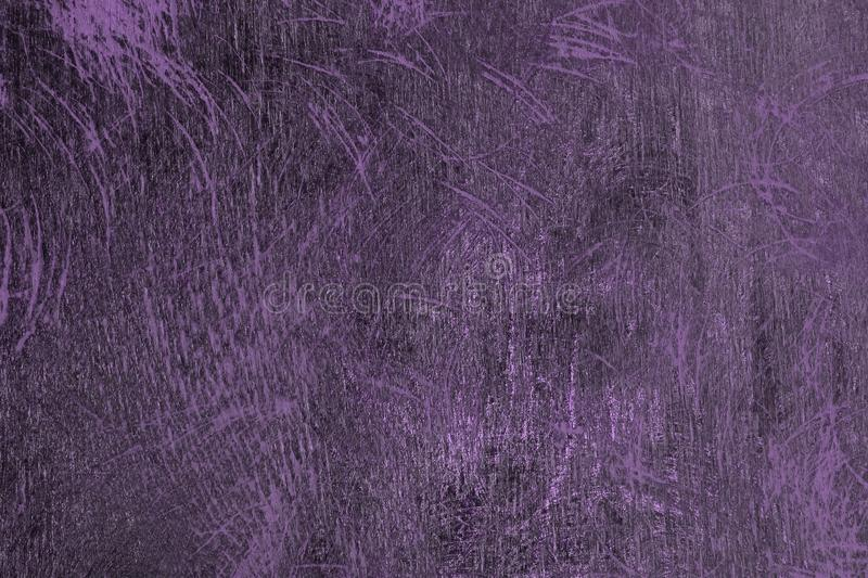 Creative purple scratched hardwood plank texture - beautiful abstract photo background royalty free stock photos