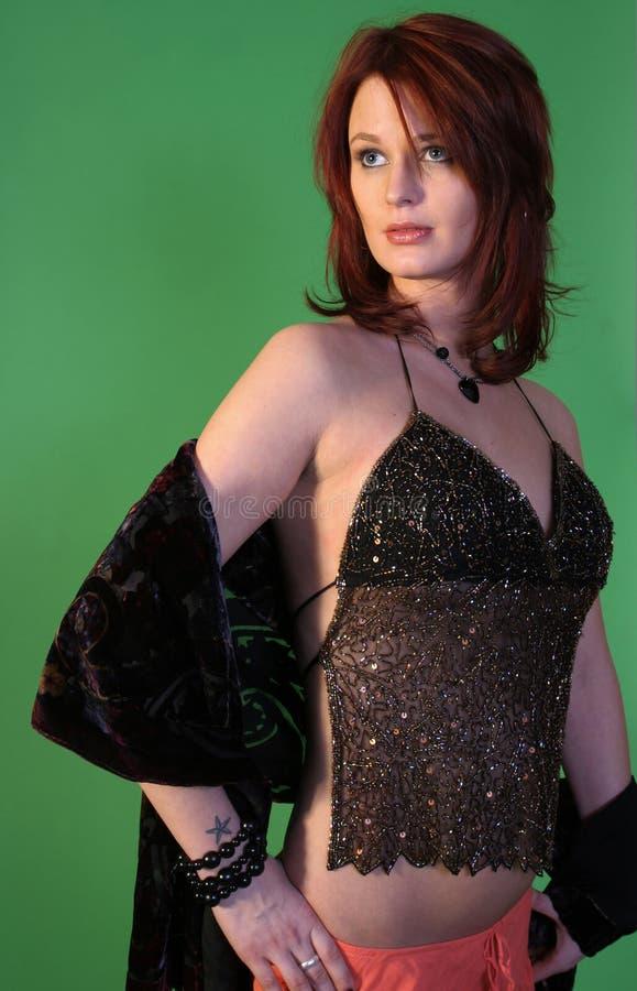 Free Beautiful Redhead Portrait Stock Images - 1844924