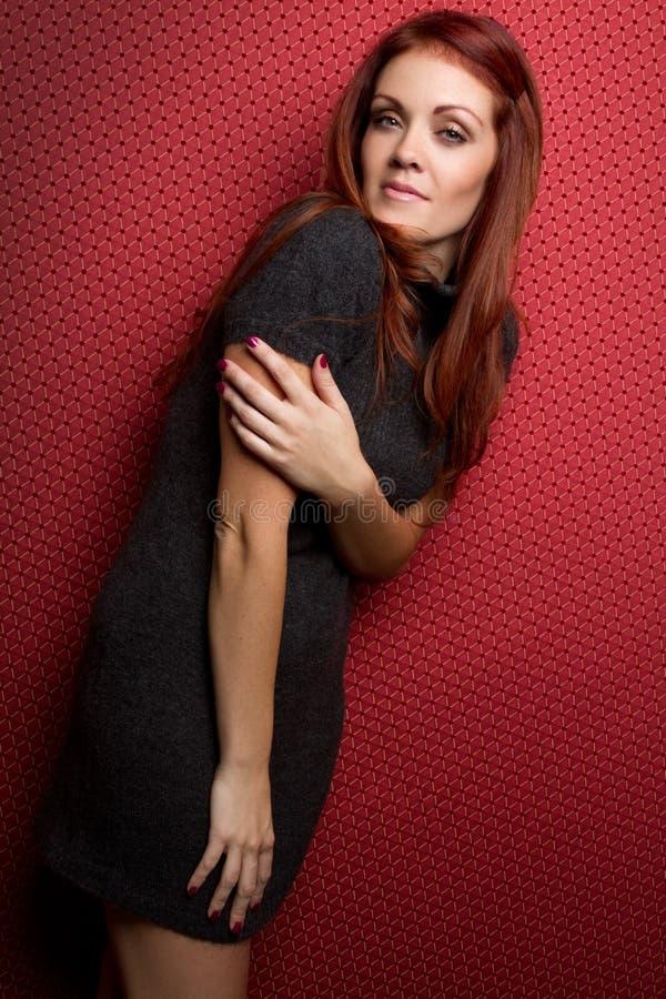 Free Beautiful Redhead Woman Stock Photography - 16340552