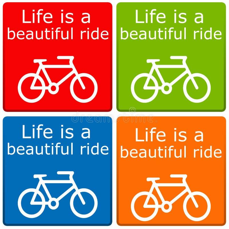 Download Beautiful ride stock illustration. Image of enjoy, high - 28966226
