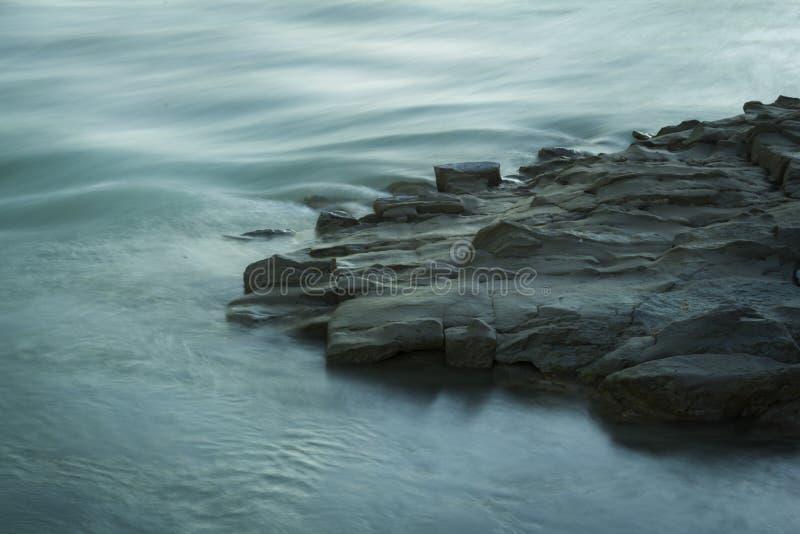 Download Beautiful Rocks Near The Shore Stock Image - Image: 32172841
