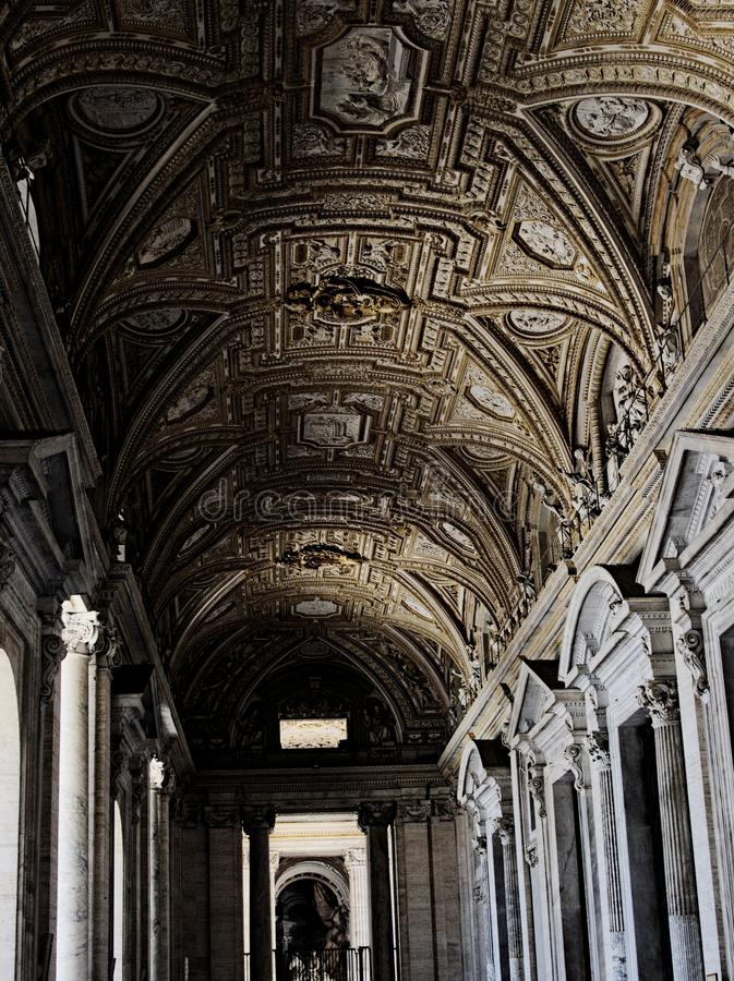Vatican architecture photo royalty free stock image