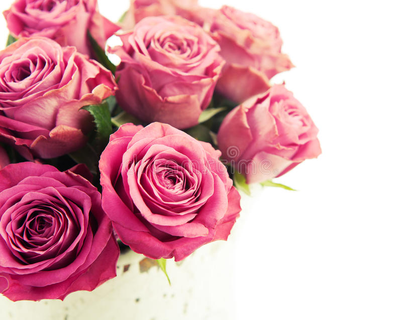 Download Beautiful roses stock image. Image of arrangement, pink - 34529451