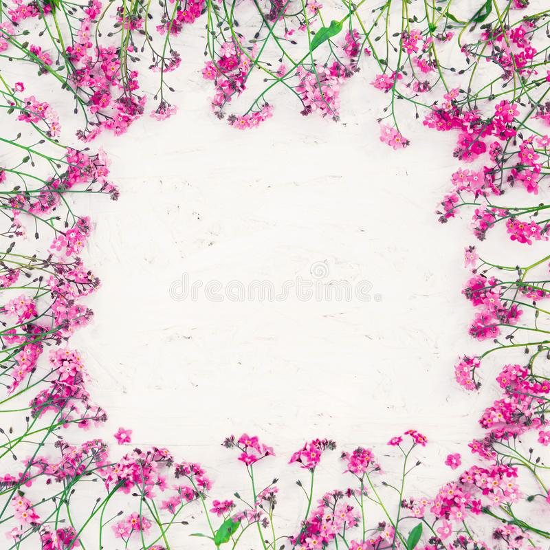 Download Beautiful Rustic Floral Background Stock Image