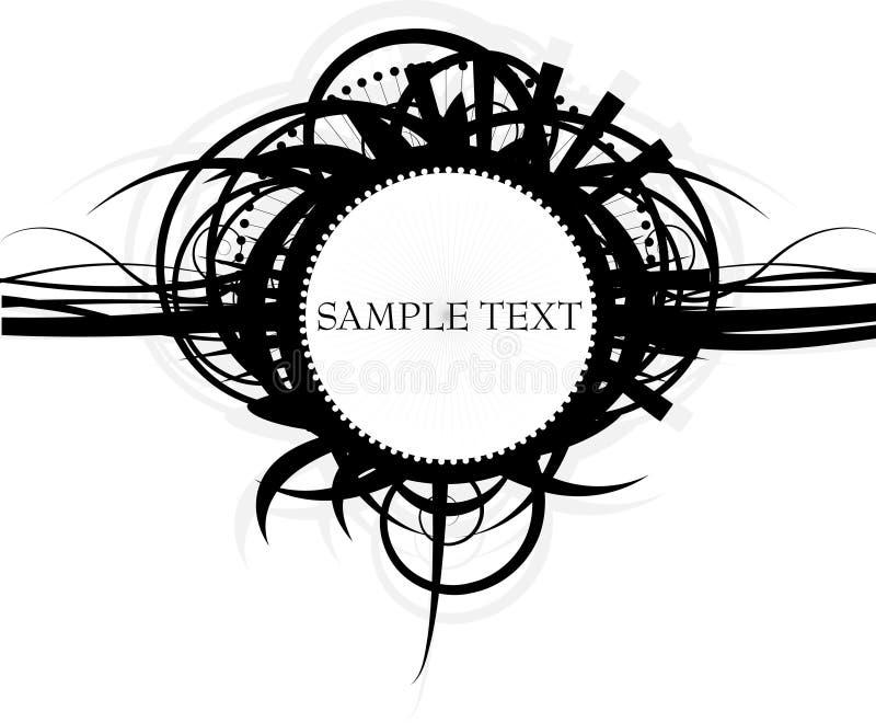 Download Beautiful Sample Text Background Stock Illustration - Illustration of brochure, creative: 15358025