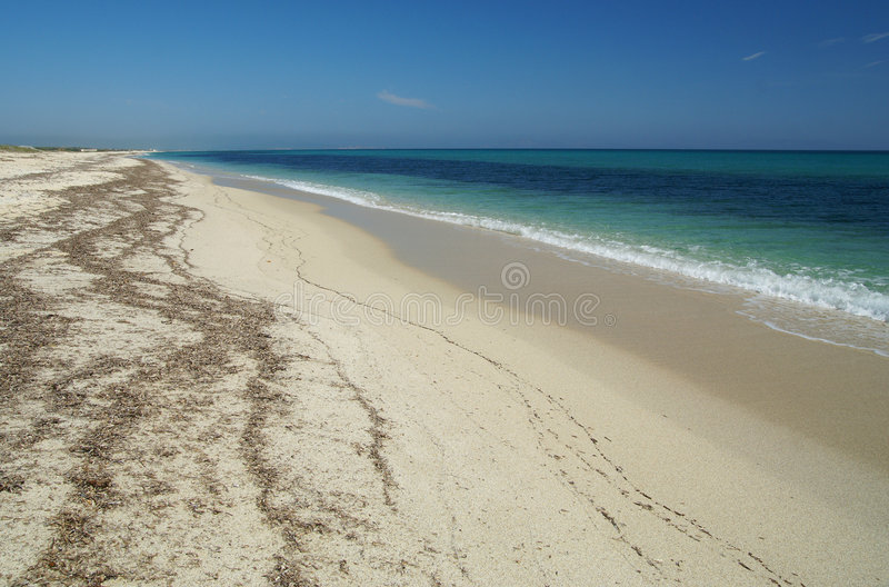 Download Beautiful sea stock photo. Image of clear, beach, crystal - 9103256