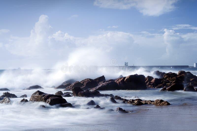 Beautiful Sea Royalty Free Stock Photography