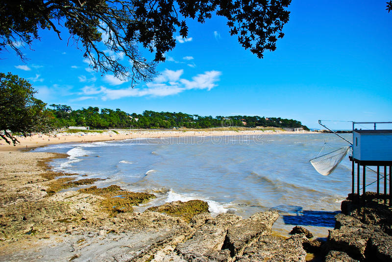 Download Beautiful seascape stock image. Image of coastline, travel - 16412989