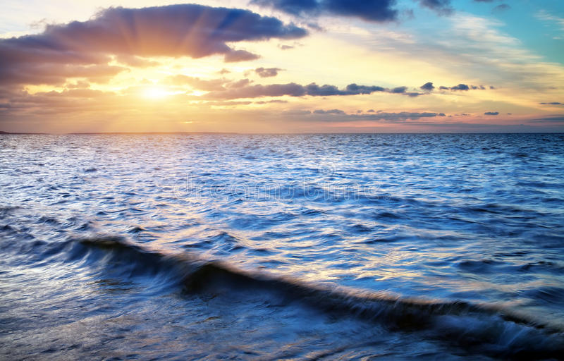 Download Beautiful seascape. stock image. Image of beautiful, scenic - 36701743