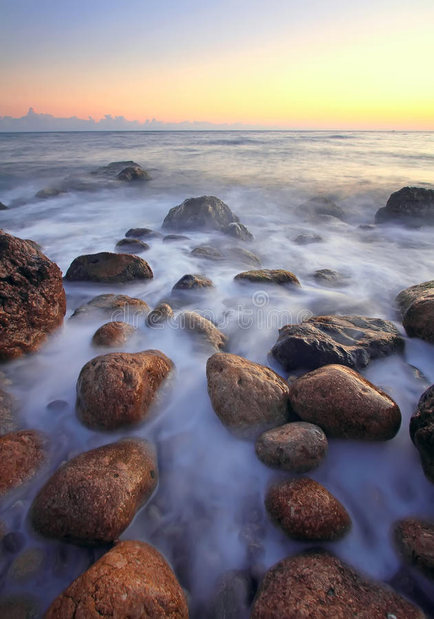 Free Beautiful Seascape. Composition Of Nature. Stock Images - 24503134
