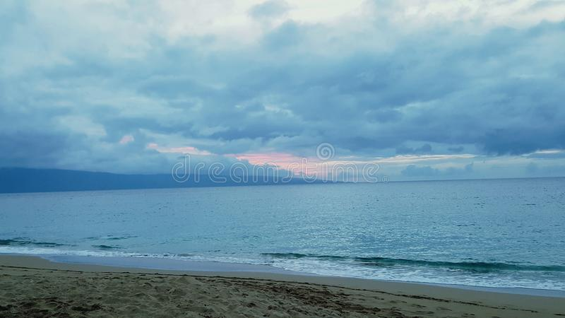 Beach and Sand royalty free stock photos