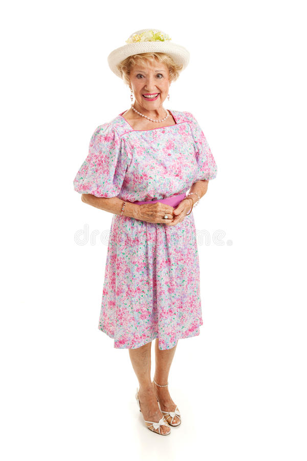 Download Senior Southern Belle Royalty Free Stock Photo - Image: 30221865