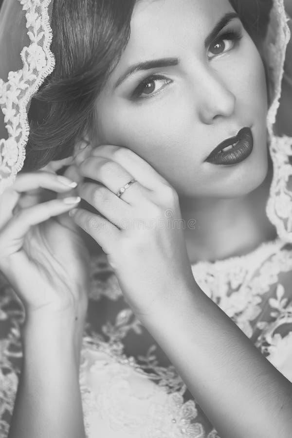 Free Beautiful Sensual Bride Stock Images - 62301384