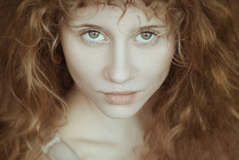 Download Beautiful, sensual girl stock photo. Image of girl, lipstick - 39503354