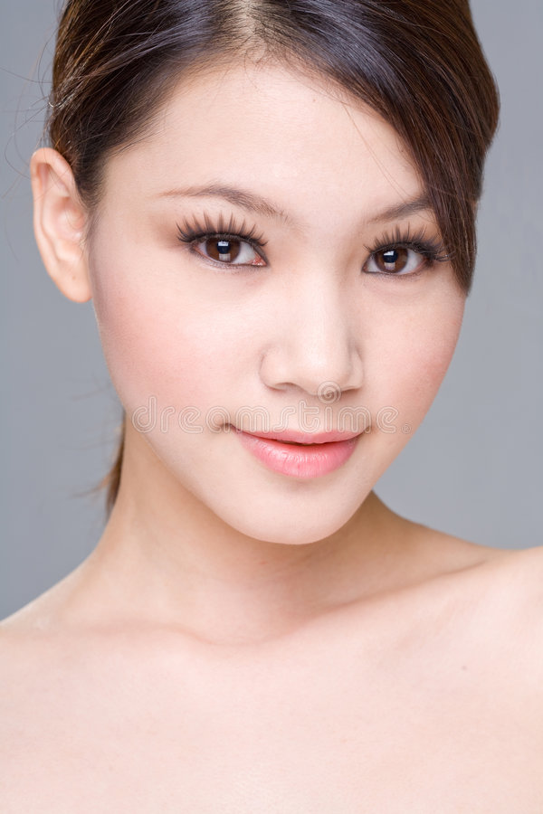 Free Beautiful Sensual Smile Stock Photo - 3103000