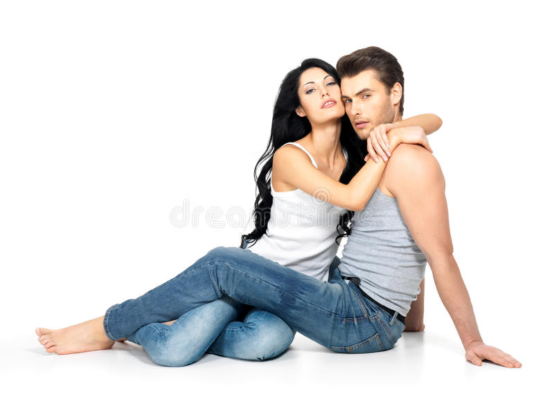 Download Beautiful couple in love stock image. Image of love, embracing - 29299599