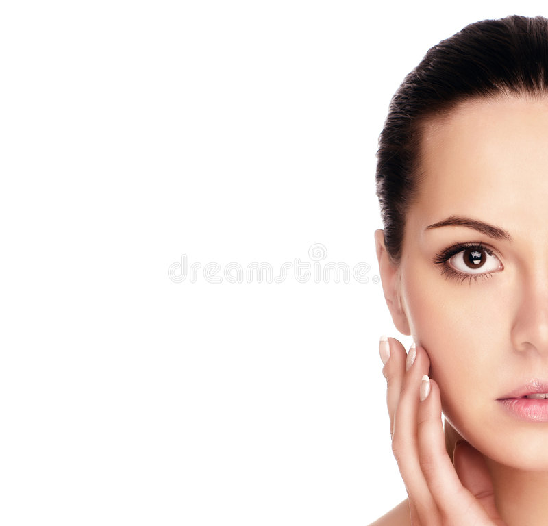 Download Beautiful woman stock image. Image of complaxion, body - 9091809