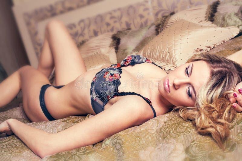 Download Beautiful woman stock photo. Image of face, body, sensual - 31760998