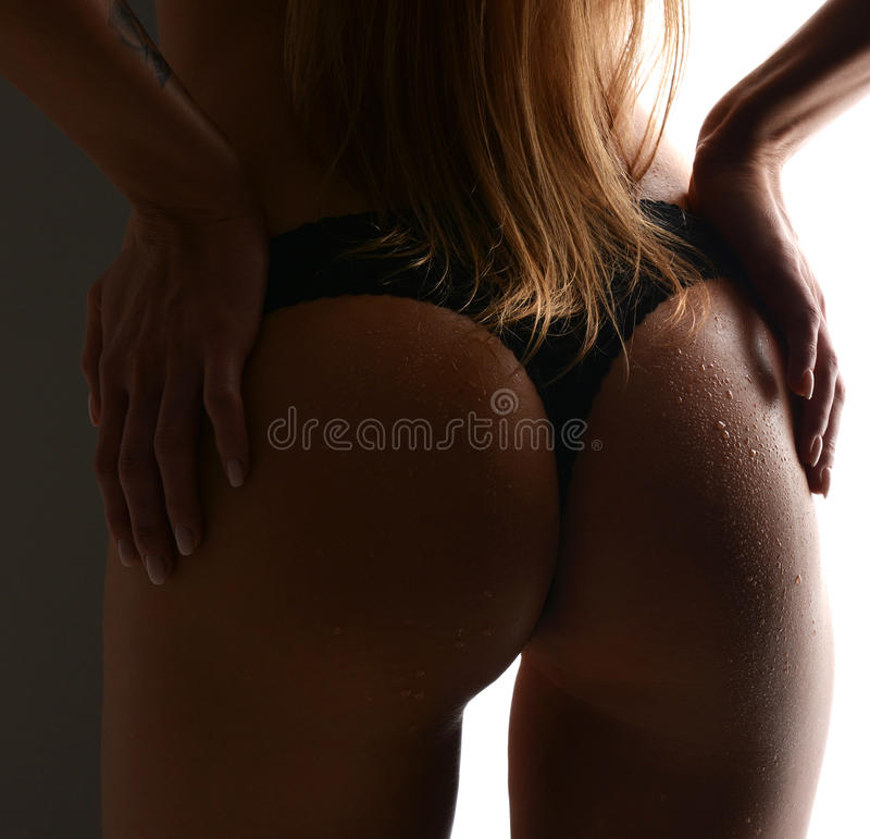 Blonde Beautiful Ass