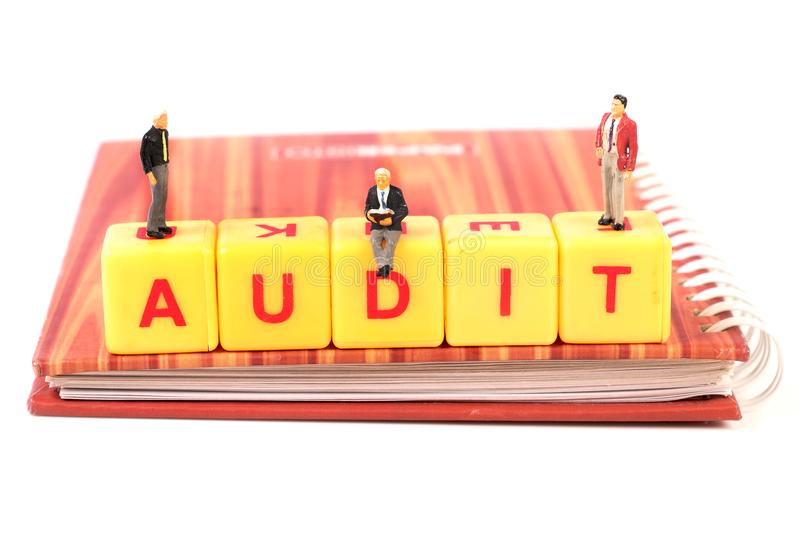Audit royalty free stock images