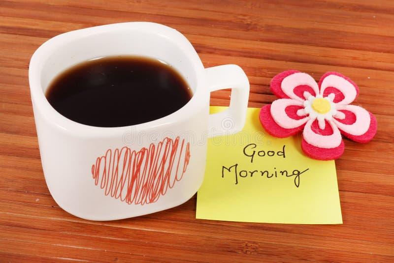 Good morning coffee. Beautiful shot of good morning coffee stock photos