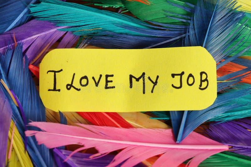 Job love stock photography