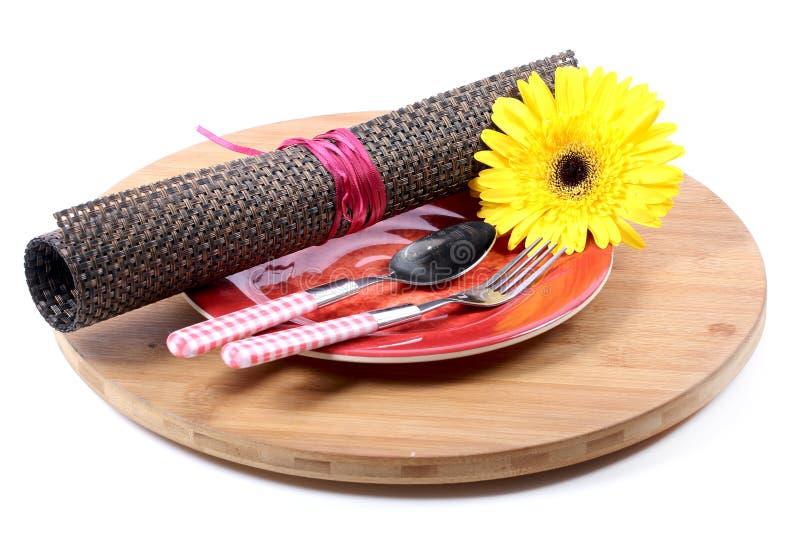Expensive cutlery stock photos