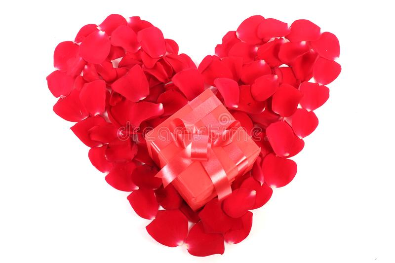 Love gift stock images